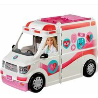 Mattel Barbie Care Clinic Vehicle