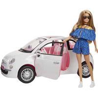 Barbie - Med Hendes Fiat 500 (FVR07)