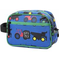 Pick & Pack Tractor Toiletry Bag - Blue (pp1326-03)