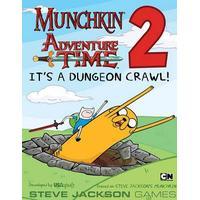 Steve Jackson Games Munchkin Adventure Time 2 It's a Dungeon Crawl