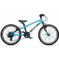 Frog 2018 55 Junior Bike Team Sky Black - Blue
