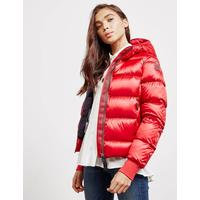 Parajumpers Womens Parajumpers Mariah Bomber Jacket Red, Red