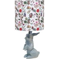 JEANNOT LAPIN GREY LAMP