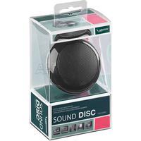 cabstone - Aktiver Mini Lautsprecher - Schwarz