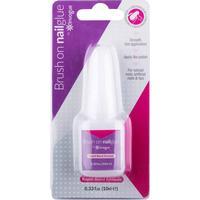 Invogue Brush on Nail Glue 10ml