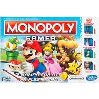 Hasbro monopol gamer nintendo (svensk version)