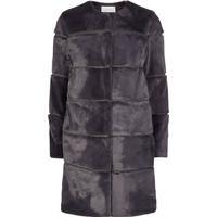 Neo Noir Filippa faux fur jakke