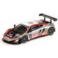 MINICHAMPS McLaren MP4-1 2C GT3 Hexis