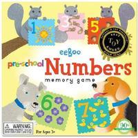 eeBoo huskespil med numre