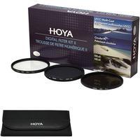 HOYA Filterkit UVC Pol.Circ. NDx8 49mm
