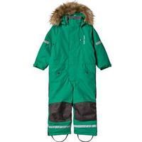 Kuling Outdoor Verbier Vinteroverall Happy Green 146 cm (10-11 år)