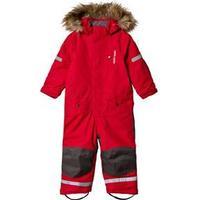 Kuling Outdoor Verbier Vinteroverall Happy Red 146 cm (10-11 år)