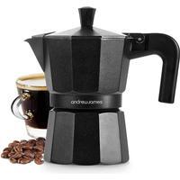 Andrew James Moka Coffee Pot 3 Cup
