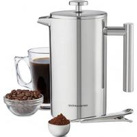 Andrew James Cafetiere Coffee Press 8 Cup