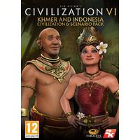 Civilization 6 - Khmer and Indonesia Civilization & Scenario Pack