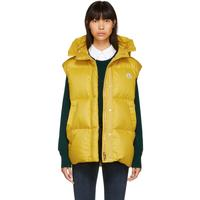 Yellow Cheveche Down Vest