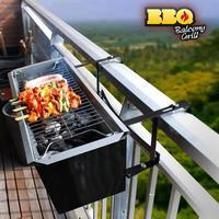 Balkong kolgrill BBQ Quick
