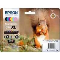 Epson Multipack 378x l 11.2ml 500páginas 830páginas schwarz, cyan, Cyan hell, magenta hell, magent