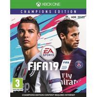 FIFA 19 - Champions Edition + Förbokningserbjudande
