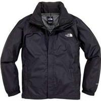 The North face Mens Resolve Jacket Asphalt Grey