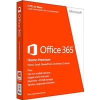 Microsoft Office 365 | Home | 5-PC/MAC | 1 jaar