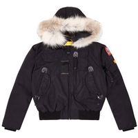 Gobi Coyote Fur Coat