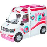 Barbie  2 i 1 Ambulans klinik