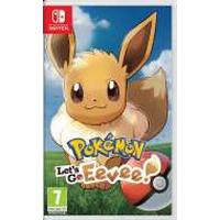 Pokémon: Let's Go, Eevee! + Poké Ball Plus
