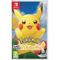 Pokémon: Let's Go, Pikachu! + Poké Ball Plus