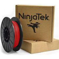 NinjaTek NinjaFlex Filament - 1.75mm - 0.5 kg - Fire Red