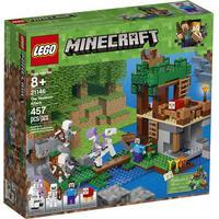 Lego Minecraft Skelettattacken 21146