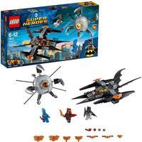 Lego DC Comics Super Heroes Batman Brother Eye Takedown 76111