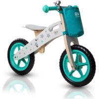 Kinderkraft - Runner Motor 12 tommer, mint - hvid