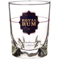 Durobor Duke Royal Rum Rødvinsglas, Hvidvinsglas 24 cl 6 stk