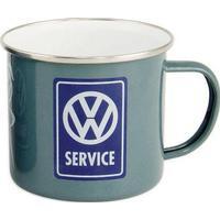 """vw-collect Emaljekrus, vw t1 bus """"vw service"""