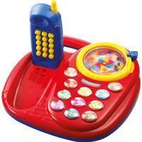 Baby Buddy Telefon med Musik og Dyrelyde
