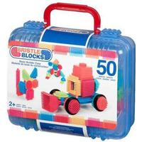 Bristle Blocks Basic Builder Case 50pcs