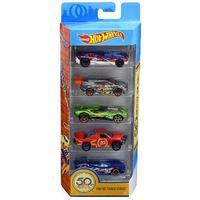 Mattel Hot Wheels 50th Track Stars 5 Pack