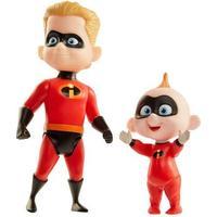 JAKKS Pacific The Incredibles 2 Dash & Jack-Jack Figures
