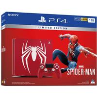 Sony PlayStation 4 Slim 1TB - Spider-Man Limited Edition