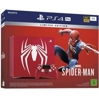 Sony PlayStation 4 Pro 1TB - Spider-Man Limited Edition