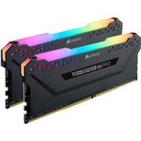 Corsair Vengeance RGB LED Pro Black DDR4 3200MHz 2x16GB (CMW32GX4M2C3200C16)