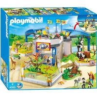 Playmobil Baby Animal Zoo 4093