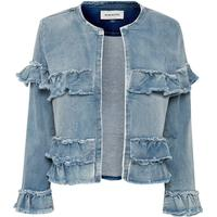 Denim Hunter Jane Jacket Light Denim Blue