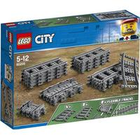Lego City Tracks 60205