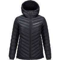 Peak Performance Frost Down Hood Jacket - Black