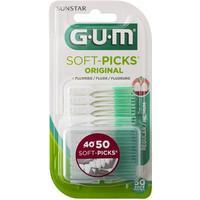 GUM Soft-Picks Original Regular 50-pack
