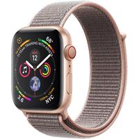 Apple Watch Series 4 Cellular 40mm Aluminum Case with Sport Loop