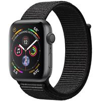 Apple Watch Series 4 44mm Aluminum Case with Sport Loop