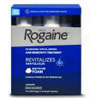 Rogaine hair regrowth treatment revitalizes hair follicles 4 month supply